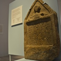 Case 19 - Tombstone of a Roman Child
